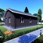 Проектирование дома в Пасово